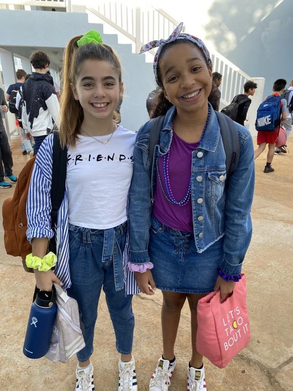 Spirit Week At Warwick Academy Bermuda Feb 2020 (7)