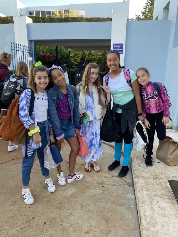 Spirit Week At Warwick Academy Bermuda Feb 2020 (8)