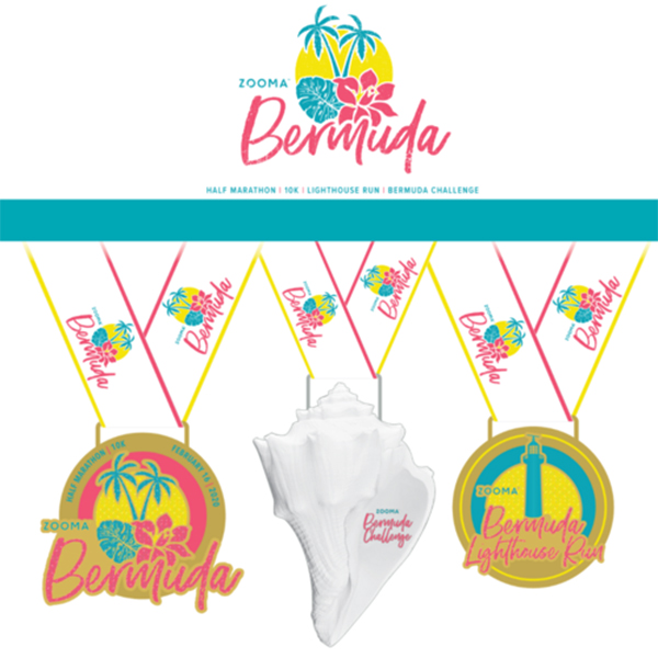 ZOOMA Women's Race Series Bermuda Feb 2020