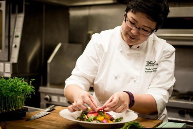 Chef Isabel Chung Bermuda March 2020