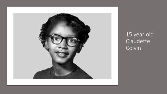 Claudette Colvin Bermuda March 2 2020 1