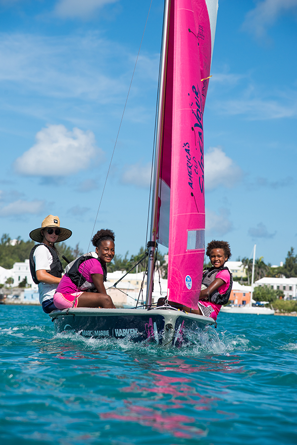 Endeavour Maritime Careers Springboard Programme Bermuda March 2020 (2)