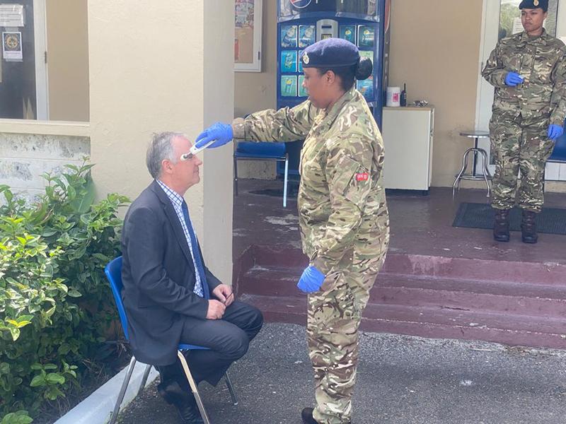 Governor Regiment Bermuda March 30 2020 (1)