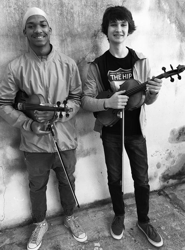 Marcolliver Philip & Sam Webel Bermuda March 2020