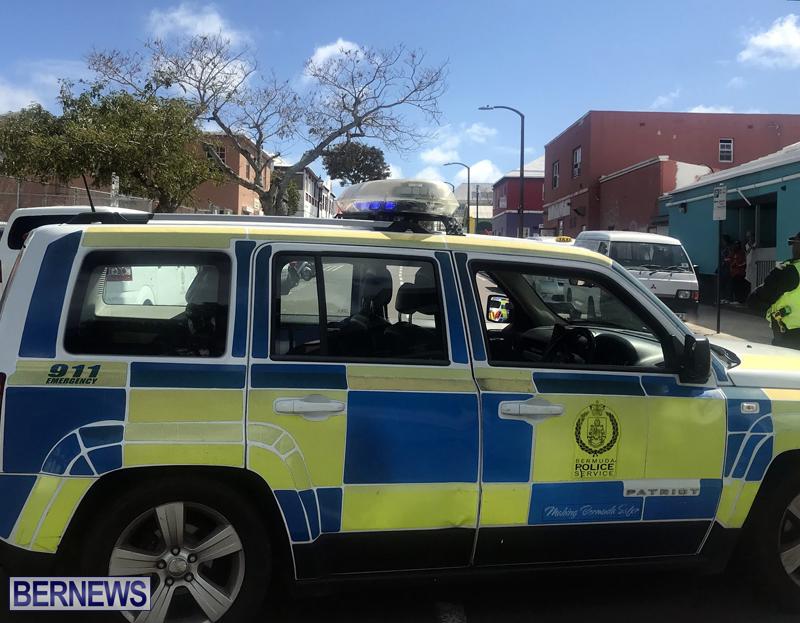 Police Bermuda March 2020