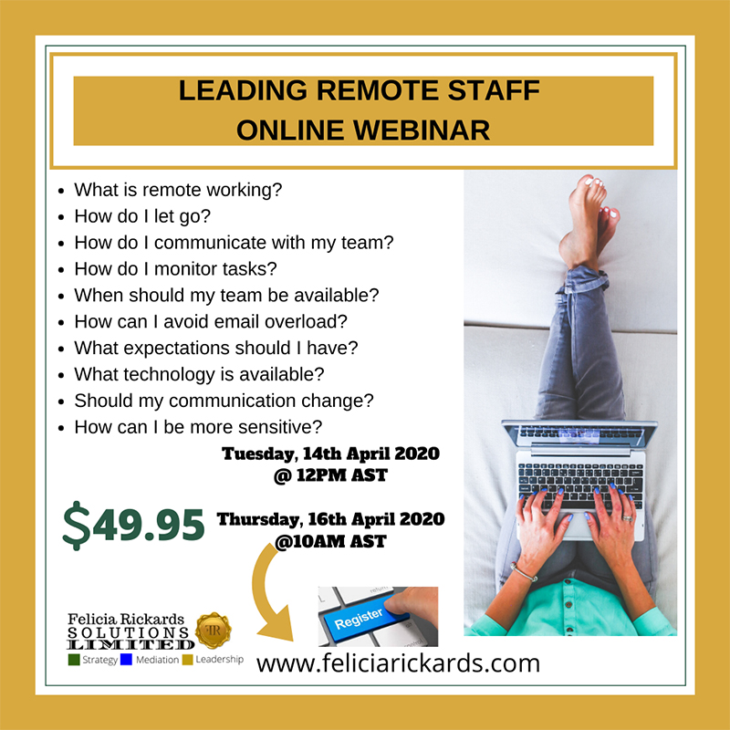Support For Managing Remote Employees Webinar Bermuda March 2020 (2)