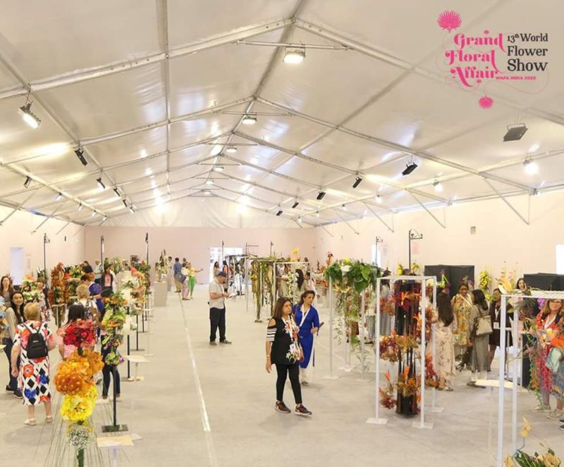 World Association Of Flower Artists Bermuda March 2020 (4)