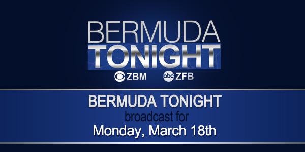 zbm 9 news Bermuda March 18 2019 tc