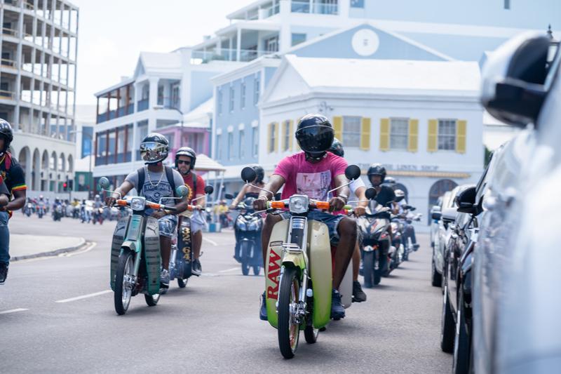 2019 Bermuda Charge Charity Ride