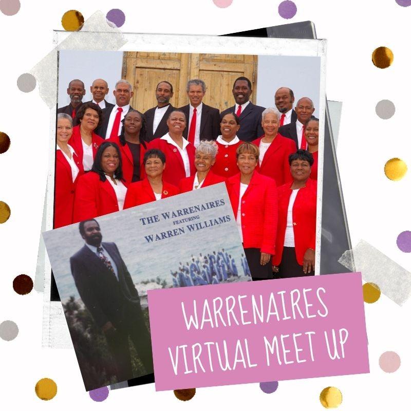 Bermuda's Warrenaires Hold Virtual Gathering April 2020 (1)