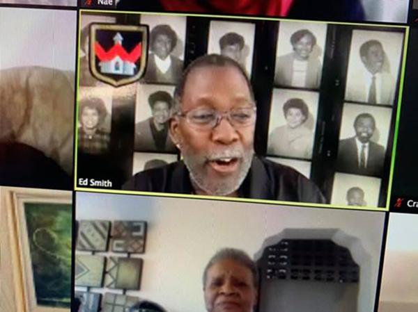 Bermuda's Warrenaires Hold Virtual Gathering April 2020 (2)