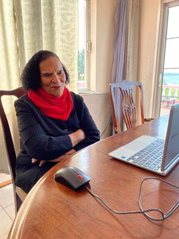 Bermuda's Warrenaires Hold Virtual Gathering April 2020 (3)