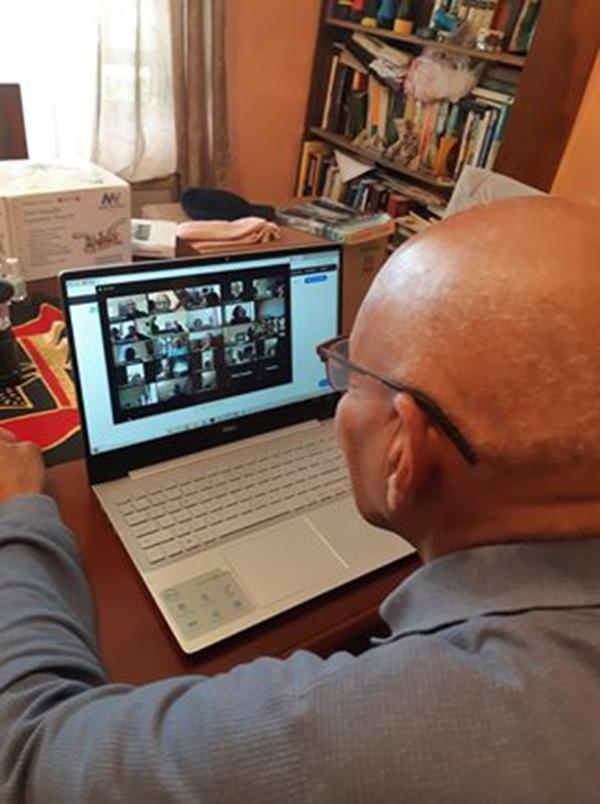 Bermuda's Warrenaires Hold Virtual Gathering April 2020 (4)