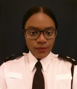 Detective Inspector Karema Flood Bermuda April 2020