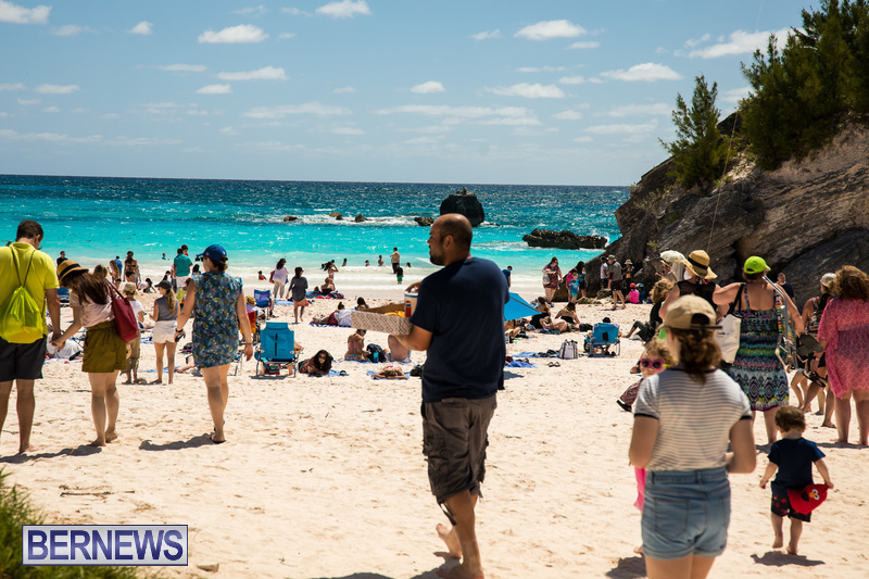 Horseshoe Bay Good Friday Bermuda April 19 2019 (2)