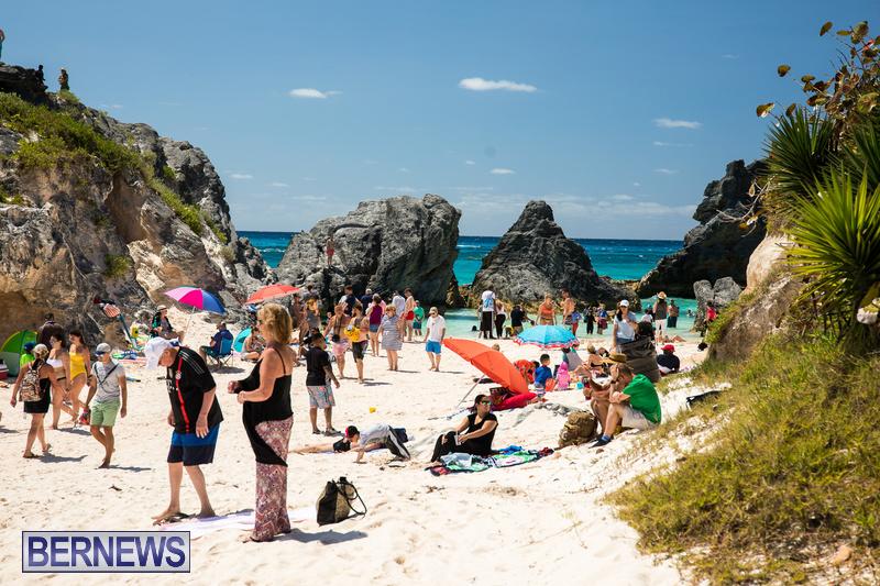 Horseshoe Bay Good Friday Bermuda April 19 2019 (4)