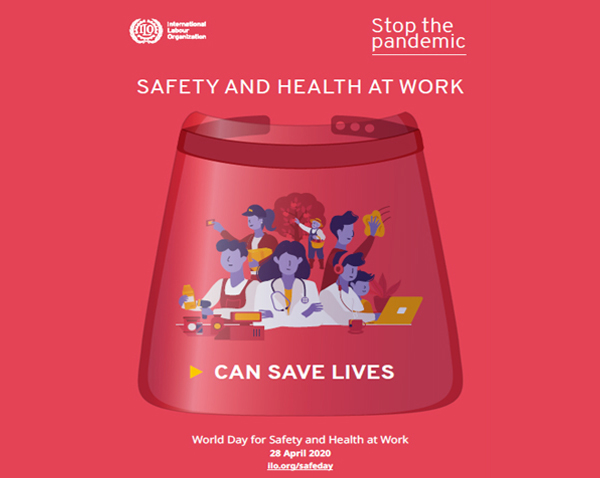 ILO World Day for Safety and Health at Work