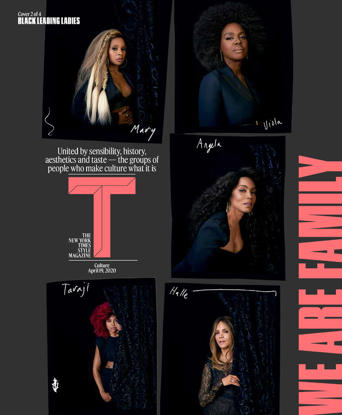 New York Times Veteran Black Actresses April 2020 (2)