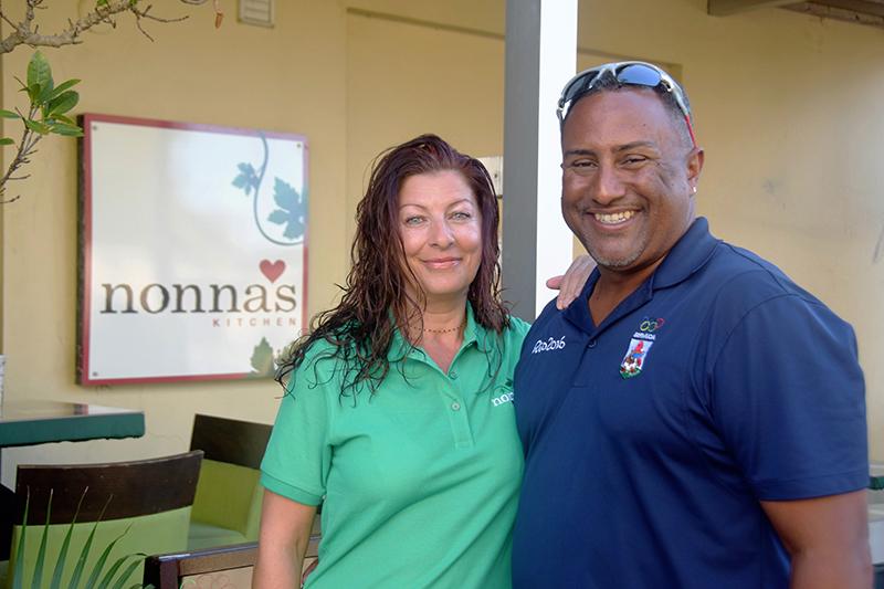 Nonna's & BCF  Bermuda April 2 2020 (1)