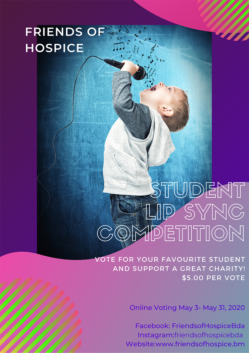 Student Lip Sync Bermuda April 19 2020