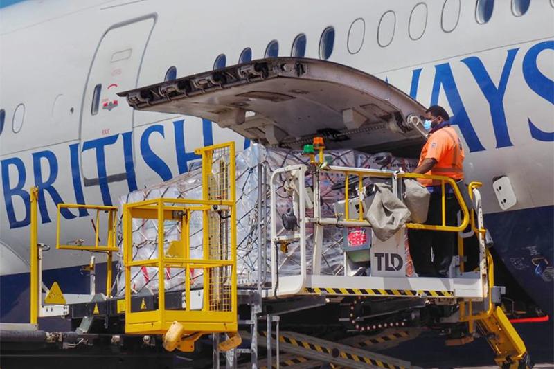 UK Govt British Airways Bermuda April 6 2020 2