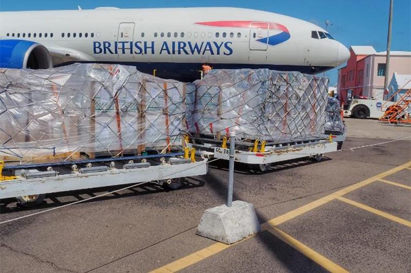 UK Govt British Airways Bermuda April 6 2020 4