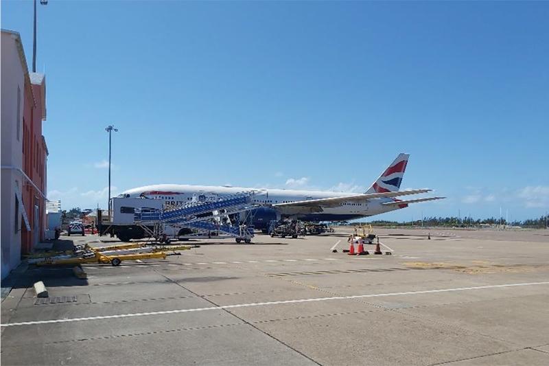 UK Govt British Airways Bermuda April 6 2020 6