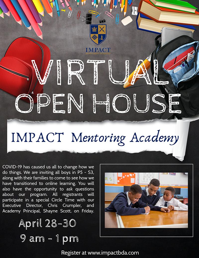 Virtual Open House Bermuda April 26 2020