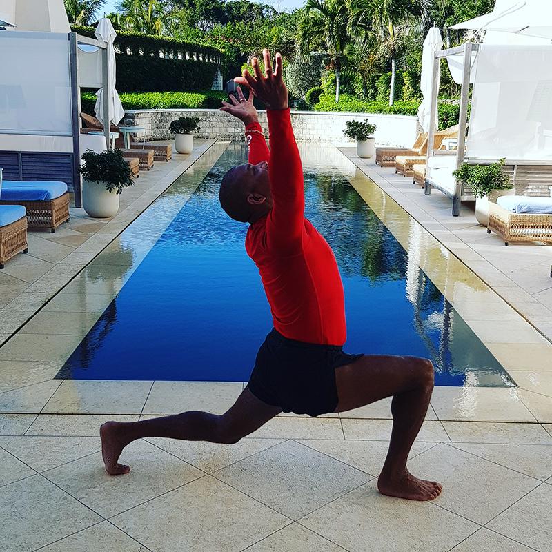 Yoga & Meditation During Covid-19 Bermuda April 2020