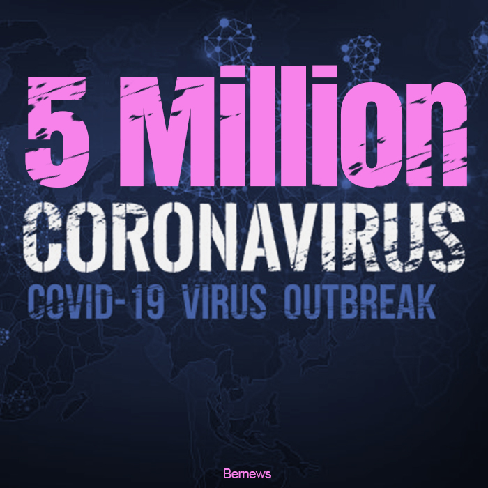 5 million coronavirus covid-19 outbreak IG