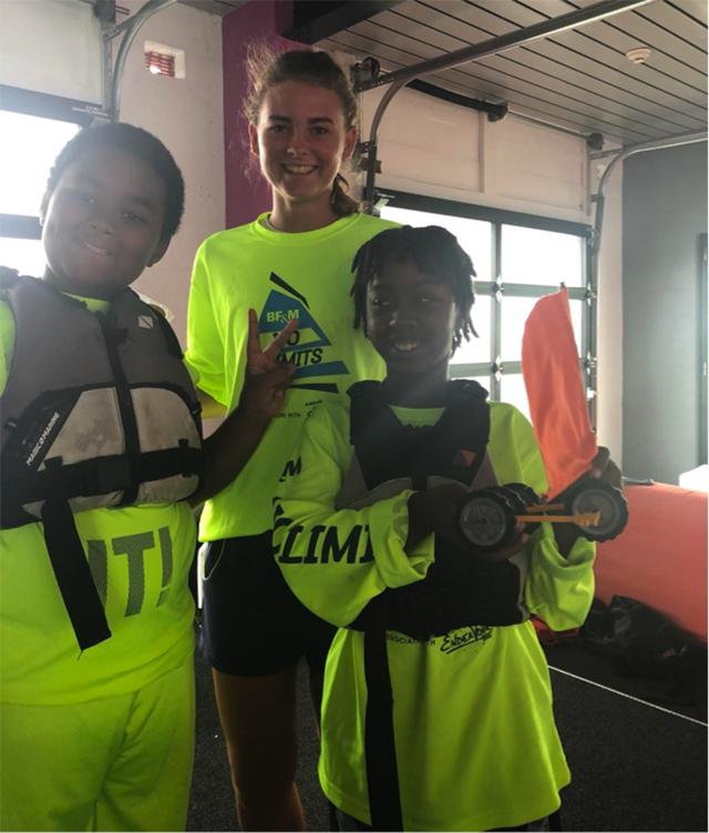 BF&M No Limits Sailing Programme Goes Virtual Bermuda May 2020 (2)