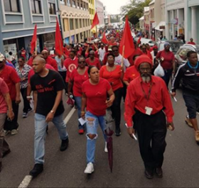 BTUC Intl Workers Day Bermuda May 1 2020