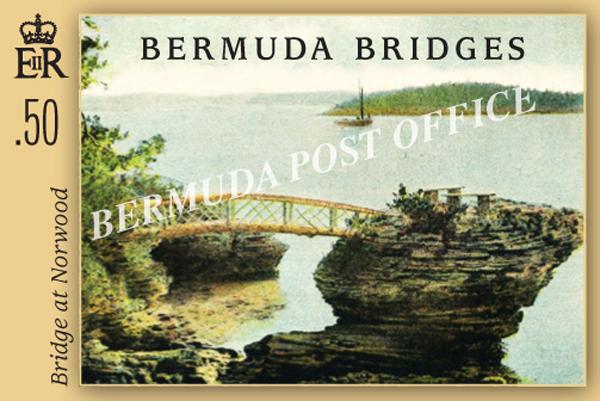 Bermuda Bridges Stamps May 2020 (1)