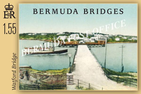 Bermuda Bridges Stamps May 2020 (4)