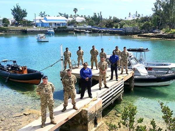 Coast Guard Bermuda May 15 2020