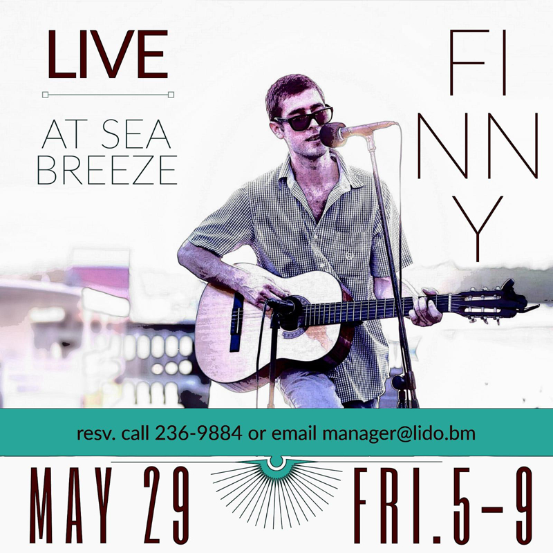 Lido Live at Sea Breeze May 2020
