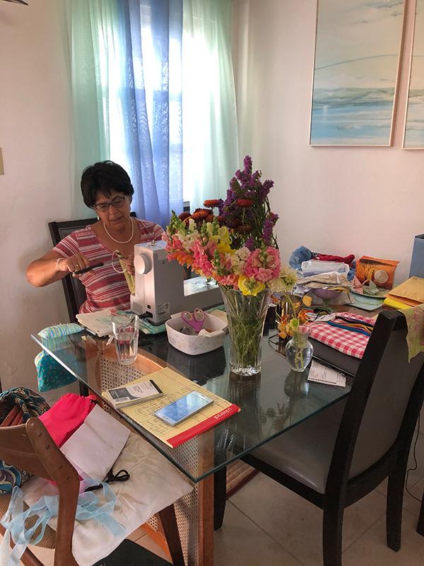 Marilyn Sannemalm Bermuda May 2020 (1)
