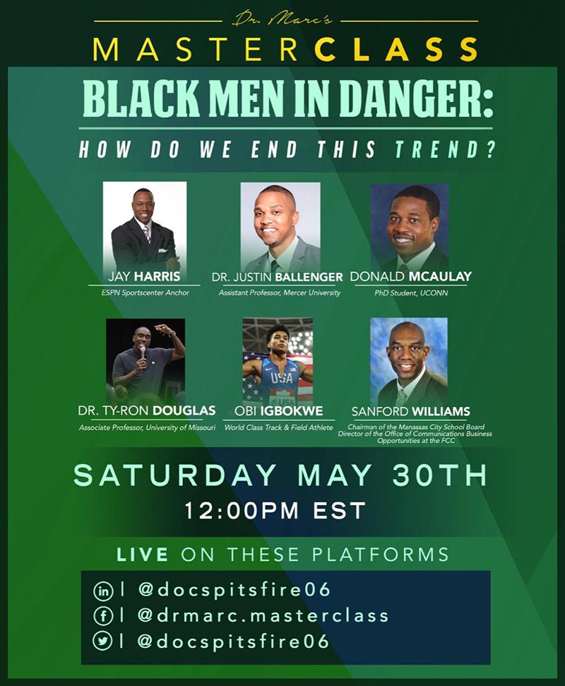 Masterclass Panel Bermuda May 30 2020