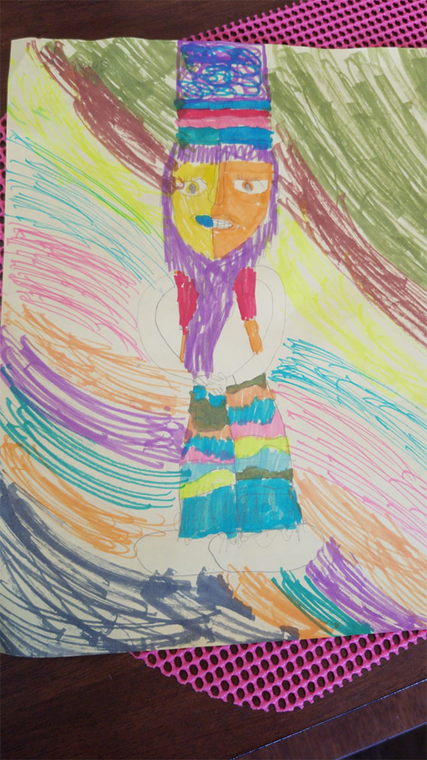 Northlands Primary School Artworks Bermuda May 2020 (2)