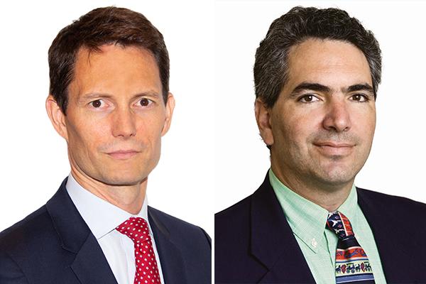 PartnerRe Philippe Meyenhofer & Greg Haft Bermuda May 2020