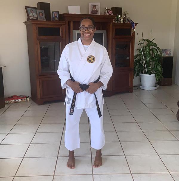 Rakeysha Robinson Bermuda May 10 2020