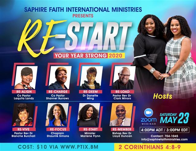 SFIM Event Bermuda May 2020