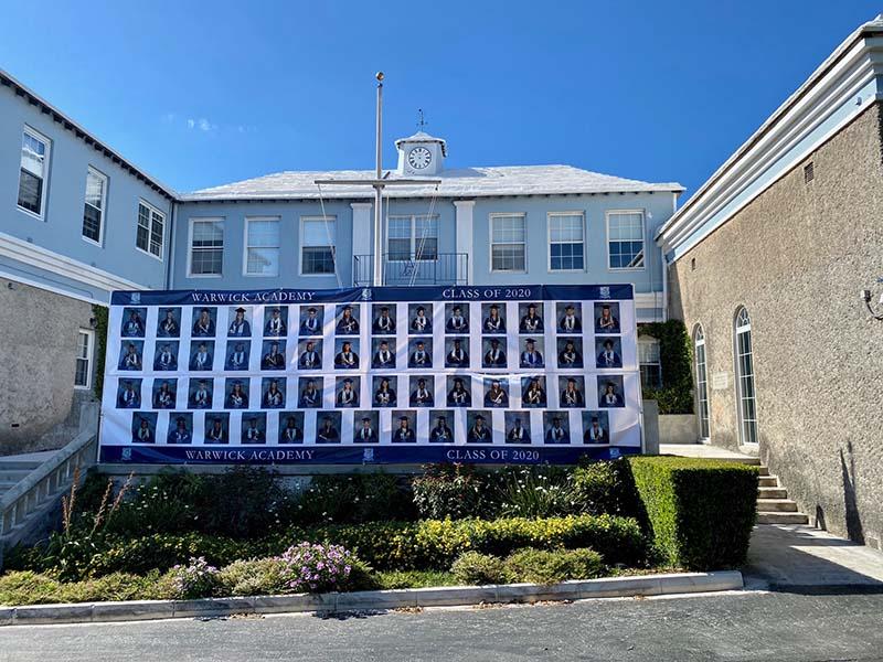 Warwick Academy Graduation Bermuda May 2020 (10)