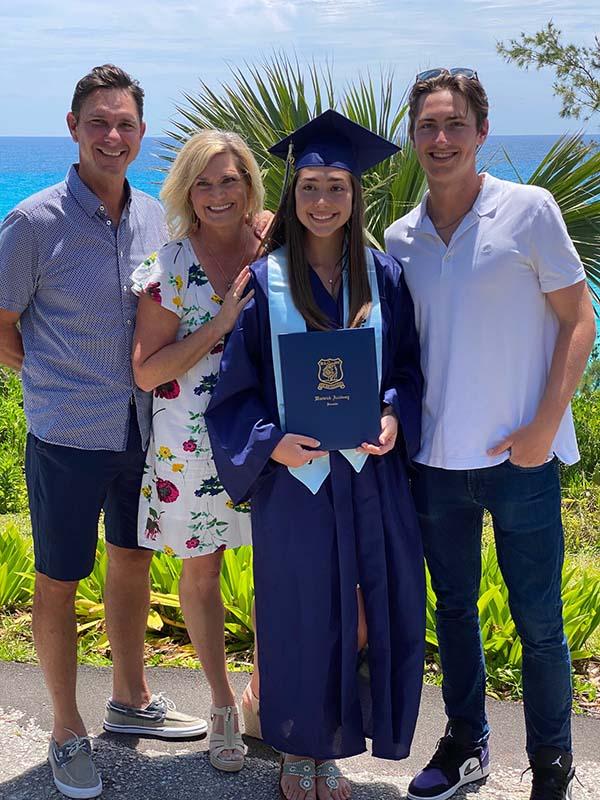 Warwick Academy Graduation Bermuda May 2020 (18)