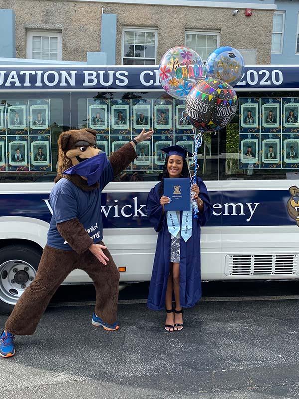 Warwick Academy Graduation Bermuda May 2020 (27)