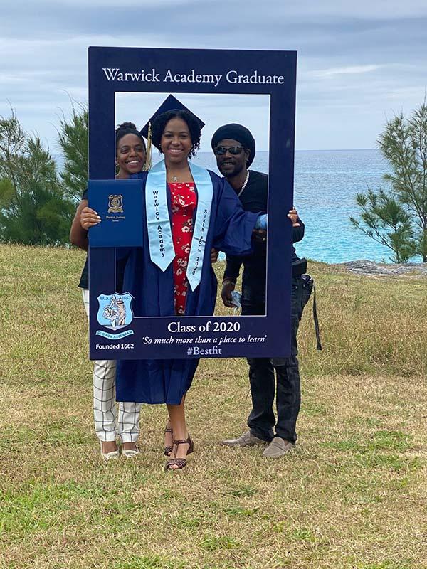 Warwick Academy Graduation Bermuda May 2020 (42)