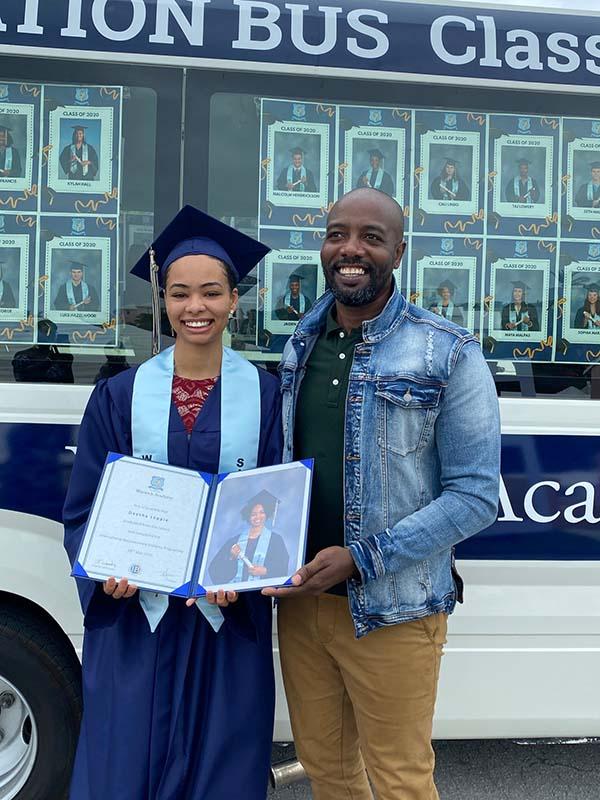 Warwick Academy Graduation Bermuda May 2020 (43)