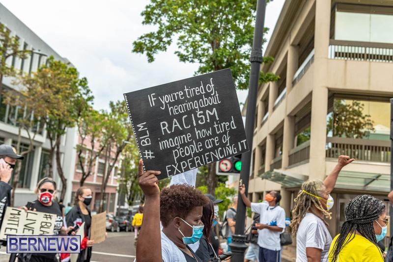 2020 BLM Black Lives Bermuda March June JS (10)