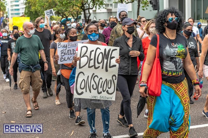 2020 BLM Black Lives Bermuda March June JS (13)