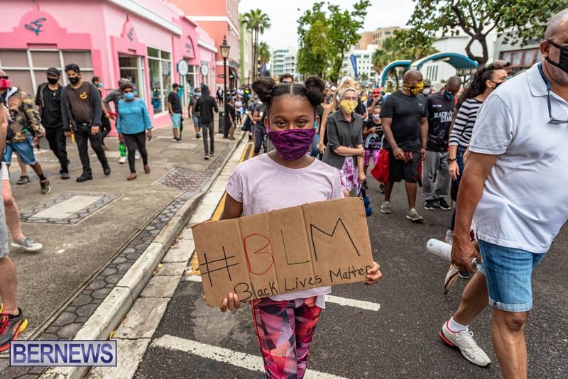 2020 BLM Black Lives Bermuda March June JS (20)